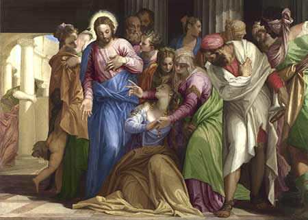 Veronese_Christ_Londres-Magdalene's-Conversion-450-web