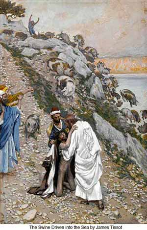 James_Tissot_The_swine_driven_into_the_sea_300-web